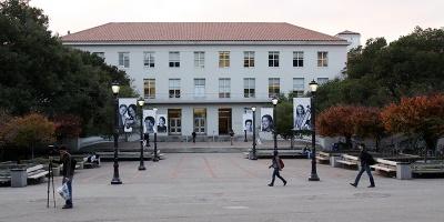 <span>Личный опыт:</span> The University of California, Berkeley