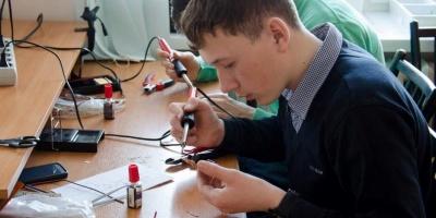 Студенты ТПУ научат школьников создавать «умные» стельки