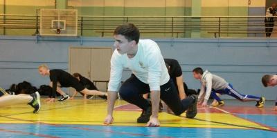 Студенты петербургских вузов сдали нормы ГТО
