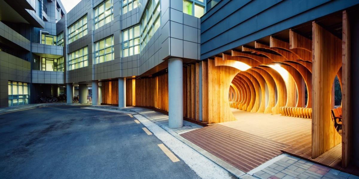Факультет дизайна в корее