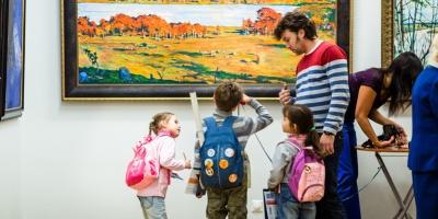 Яповеду тебя вгалерею: лучшие детские музейные программы