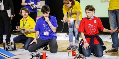 Впервом «Турнире двух столиц» победили школьники Петербурга