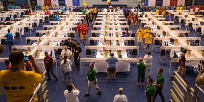 ВСША проходит финал чемпионата мира поспортивному программированию