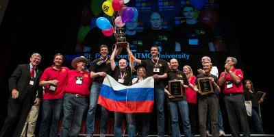 Университет ИТМО стал чемпионом мира попрограммированию
