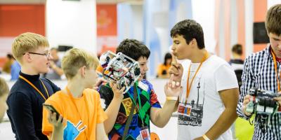 ВПетербурге пройдет международный фестиваль робототехники
