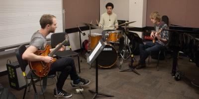 Личный опыт: музыкальный колледж Berklee (США)