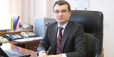 Молодые чиновники: </br>Михаил Гальперин