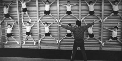 Московские школьники займутся кроссфитом на физкультуре