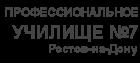 Ростовское многопрофильное профессиональное училище № 7