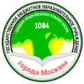 Средняя общеобразовательная школа № 1084 (Дошкольное отделение)