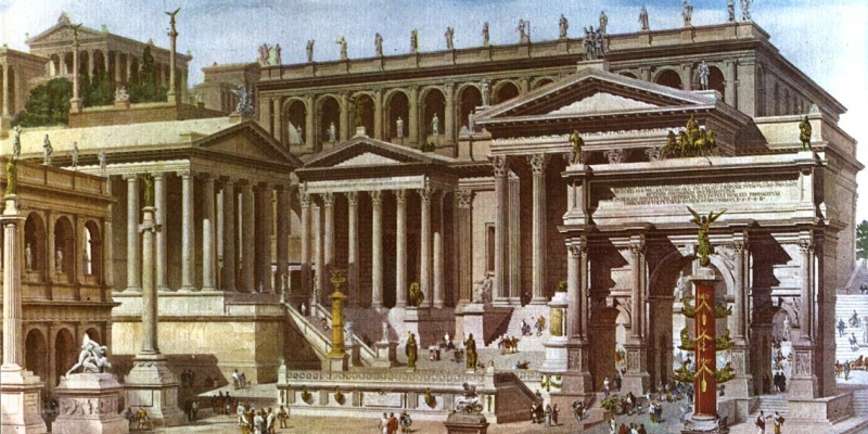 От Древнего Рима до Средних веков