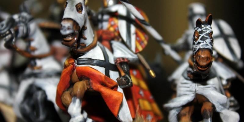 О рыцарских орденах и крестовых походах