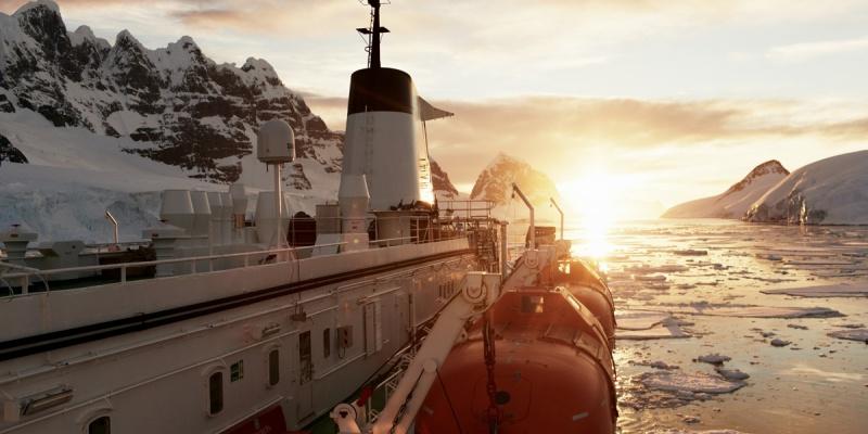 Открывая Антарктиду. История исследований: от Беллингсгаузена до сегодняшнего дня