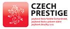 Czech Prestige — языковая школа с правом государственного языкового экзамена им. Натальи Горбаневской