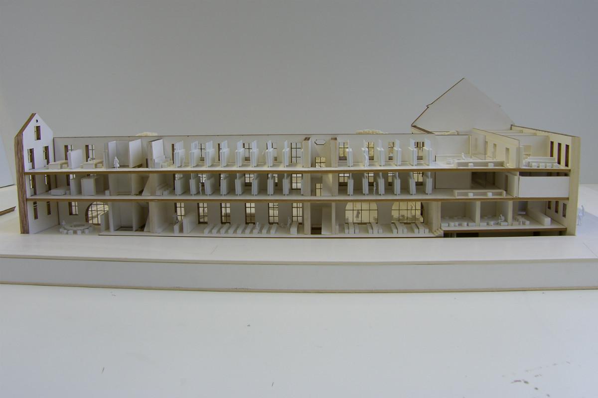 Зарубежный опыт внутренняя архитектура в Германии Учёба ру Макет дипломной работы
