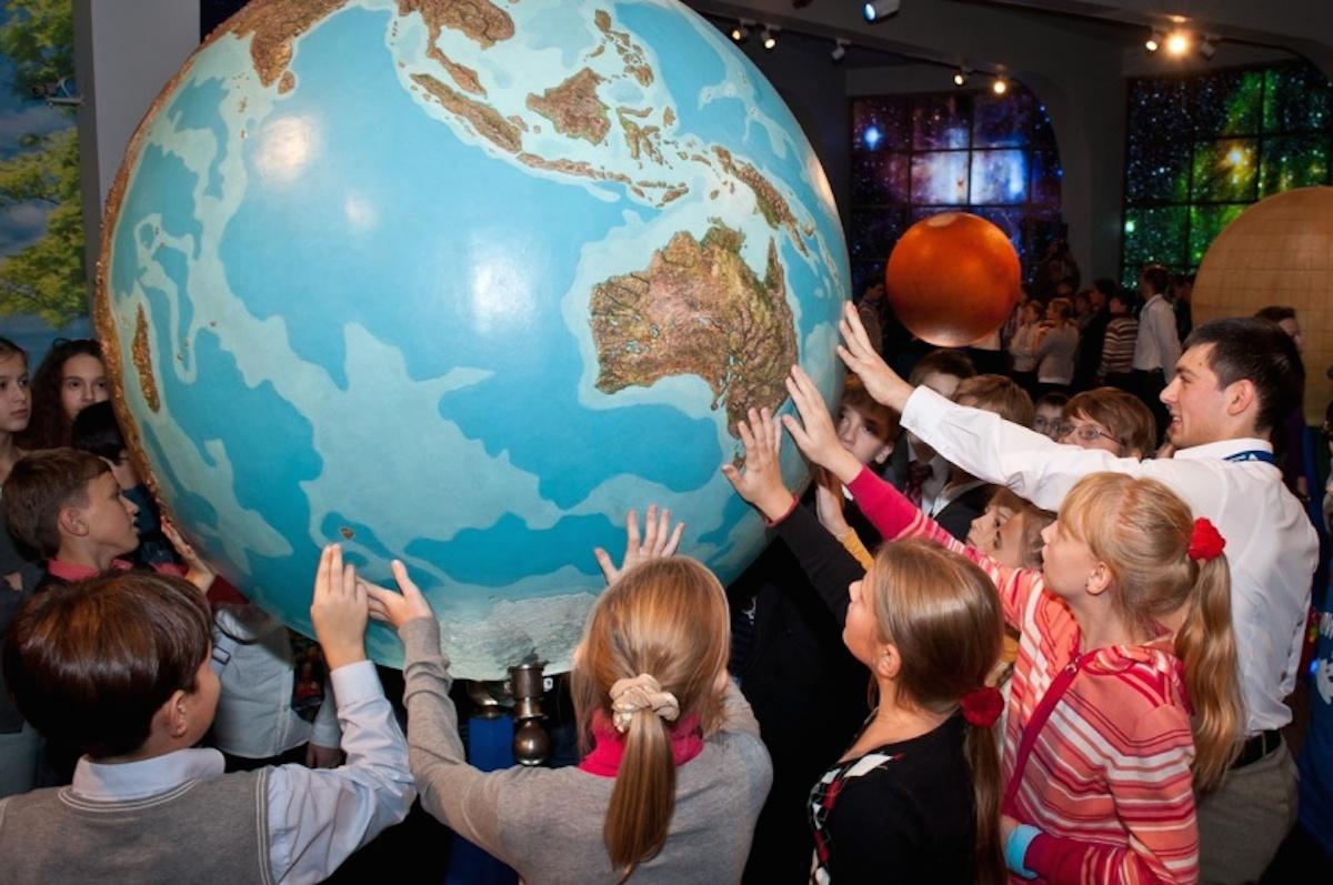 Астрономия и космонавтика для школьников
