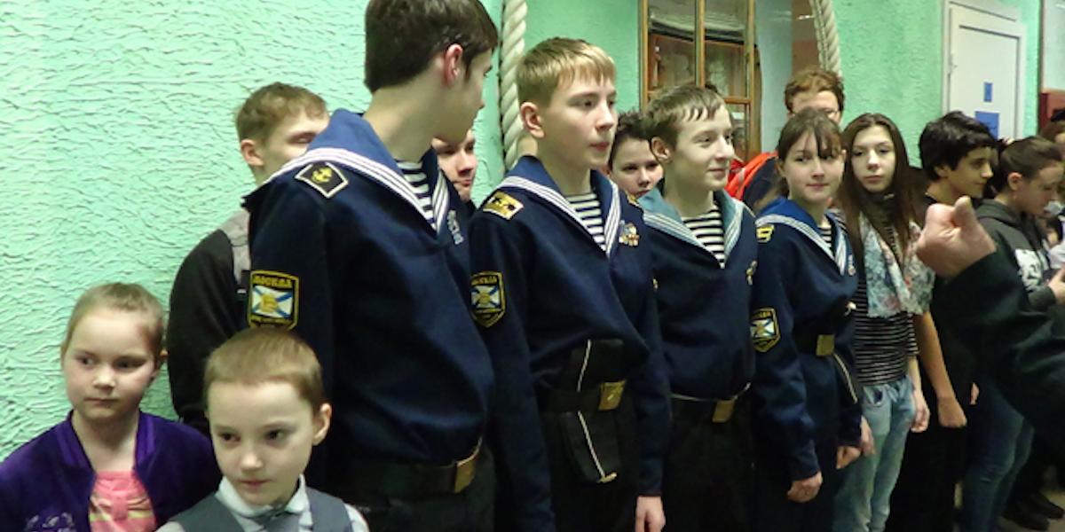 клуб знакомст военных моряков