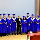 Торжественное награждение выпускников 2018