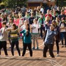 Традиционный праздник КБТ - день здоровья