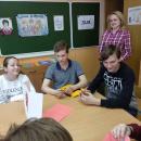 Квиз «Гарри Поттер» в рамках недели английского языка в Школе «Столичный формат»