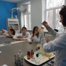Мастер-класс для школьников и их родителей «Химический анализ воды» в «Школе Выбора»