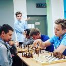 Шахматный турнир в «Школе Выбора»