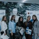 Студенты Колледжа на мероприятии «Московский диалог»