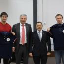 Встреча с временным поверенным Сальвадора в РФ Юрием Сантакруз