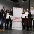 Студенты МИТУ-МАСИ на Международном форуме «Октябрь. Революция. Будущее»