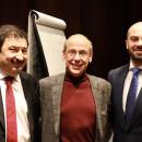 Ректор РАНХиГС В.А.Мау посетил Московский институт психоанализа