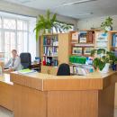 Наша библиотека обеспечена новейшей научной литературой, оборудована компьютерами, в т.ч. для работы лиц с ограниченными возможностями