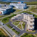 Кампус ДВФУ, май 2020