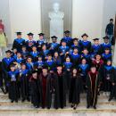 Торжественное вручение дипломов бакалаврам-иностранцам НИУ «МЭИ»