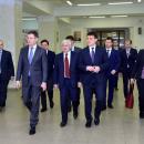 Визит Министров РФ в МЭИ