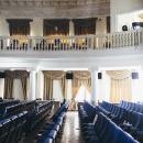 Большой зал - кино-концертный зал университета на 500 мест. Зал оснащен современным аудио- и видеооборудованием. Интерьер выполнен в классическом стиле. В зале проходят не только концерты и кинопоказы, но и торжественная церемония вручения дипломов.