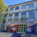 Обновленный главный корпус Академии