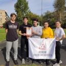 16 сентября студенты Московского городского открытого колледжа приняли участие в спортивном мероприятии «Осенний марафон»