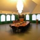 Зал заседаний диссертационного совета