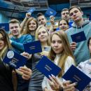 Посвящение в первокурсники НГАСУ (Сибстрин)