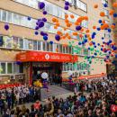 """День знаний - действительно торжественное событие каждый год,  вот так Университет """"Синнергия""""  встречал студентов в 2020 году"""