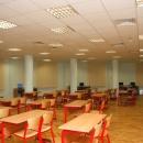В библиотеке университета широко представлена учебная, методическая и  художественная литература, подборки периодики и издания, выпущенные ИД МУМ. В читальном зале расположены компьютеры с выходом в интернет.