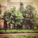 2-е Общежитие. Кампус РГУТИС.