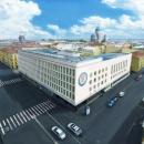Учебно-Лабораторный комплекс (главный корпус СПбУТУиЭ), располагается в центре города по адресу Лермонтовский пр-т, 44