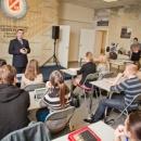 Собрание научного студенческого сообщества в Университетском Центре