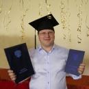Счастливый выпускник ИППиП 2014! Мы желаем успехов и новых открытий на профессиональном пути!