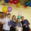 Счастливые обладатели дипломов ИППиП 2014!