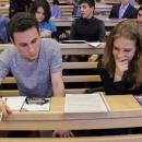 студенты на мастер-классе