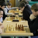 Молодежный шахматный блицтурнир