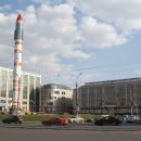 Фото главного корпуса СибГАУ