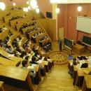 Лекции в РЭУ